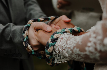 Handfasting Ceremonies Are Seriously Popular - Here's How They Work