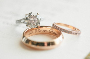 Your Complete Guide to Wedding Ring Engraving (Plus 56 Sweet Ideas)