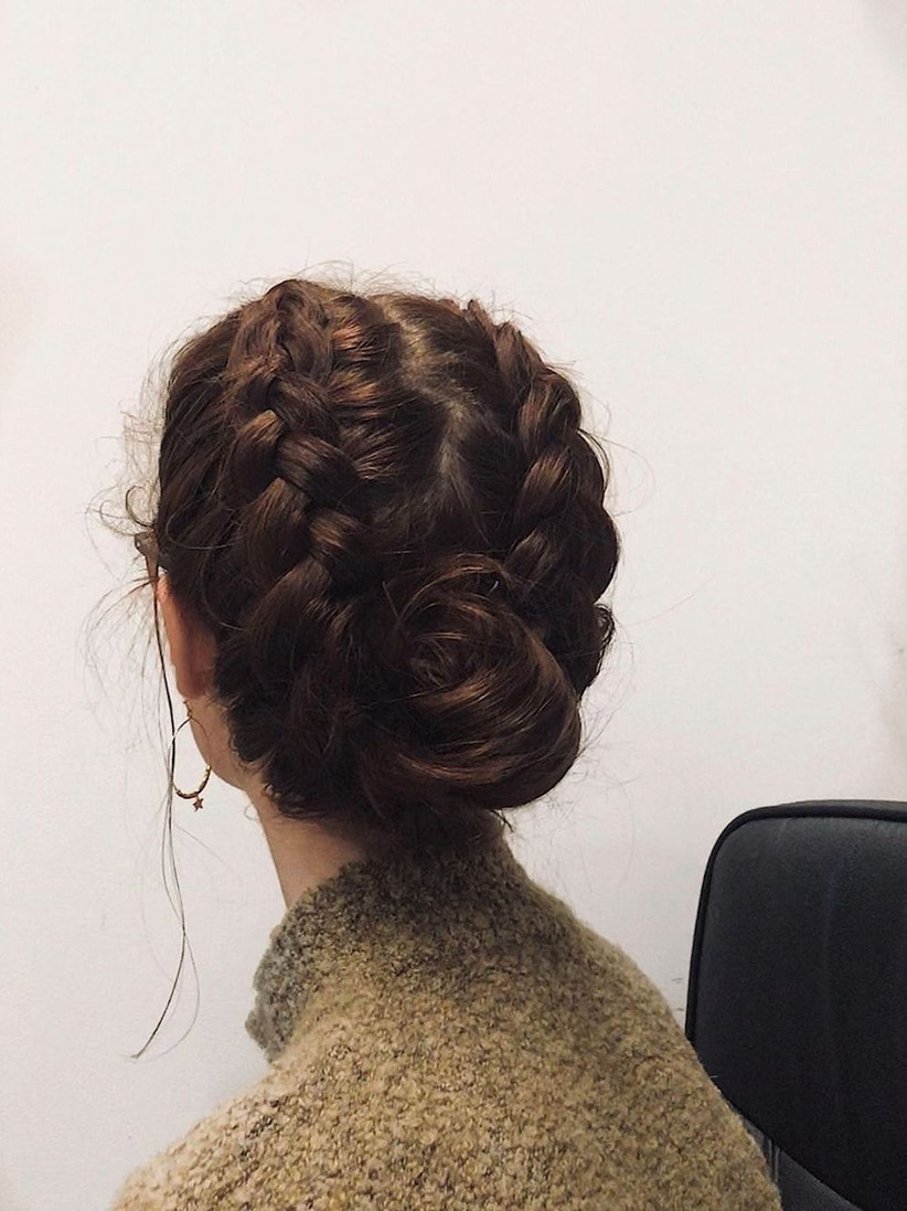 Bridesmaids hairstyles 10