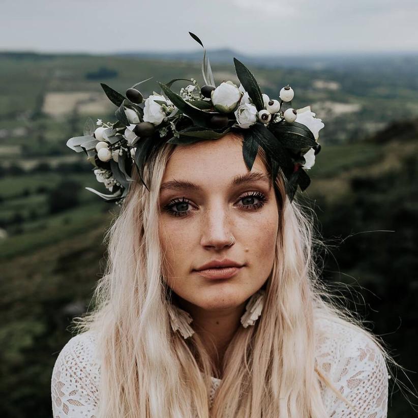 Flower Crown Ideas 33