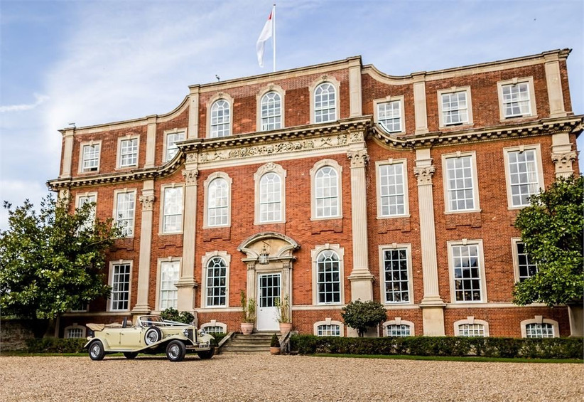 Chicheley Hall Hotel Wedding Venues