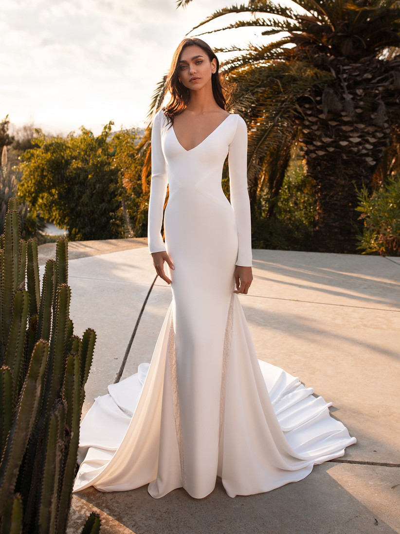50 Of The Best Simple Wedding Dresses For 2021
