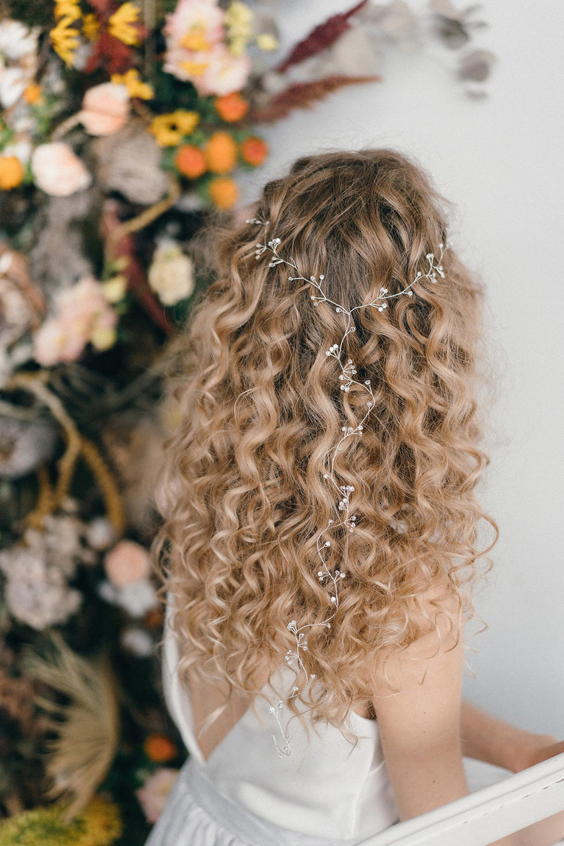 Best wedding hairstyles for long hair 27