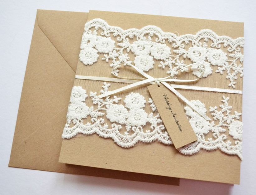 Handmade Wedding Invitations 21 Designs That Every Couple Will Adore Hitched Co Uk
