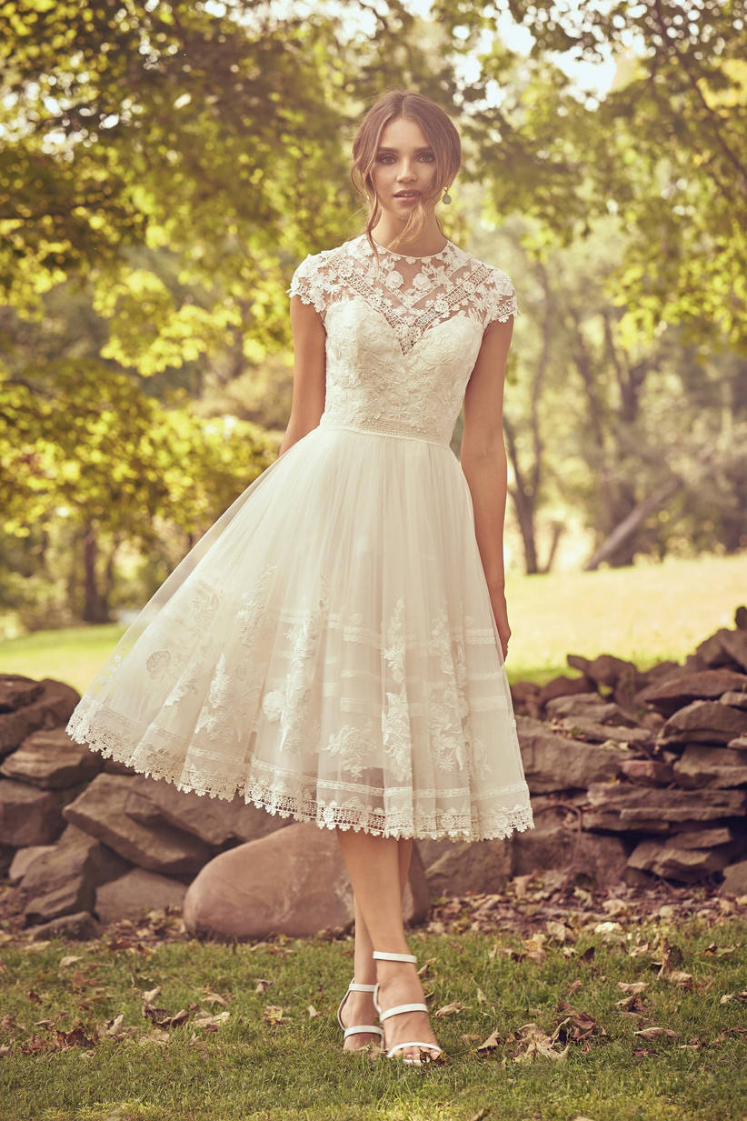 Best Short Wedding Dresses Lillian West