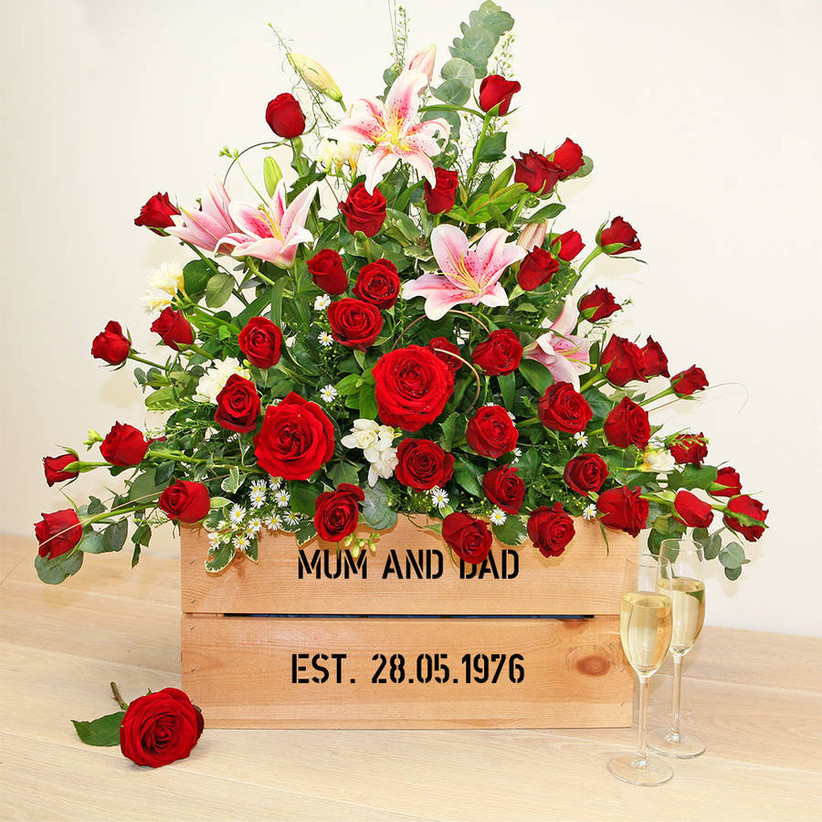 40th Wedding Anniversary Gifts 31 Of The Best Ruby Inspired Ideas