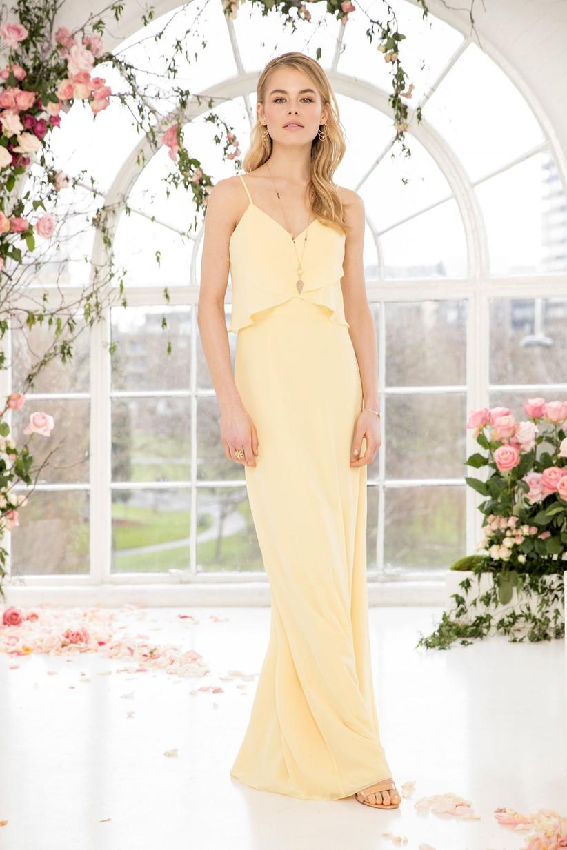 Kelsey Rose 15402 - pastel bridesmaid dresses
