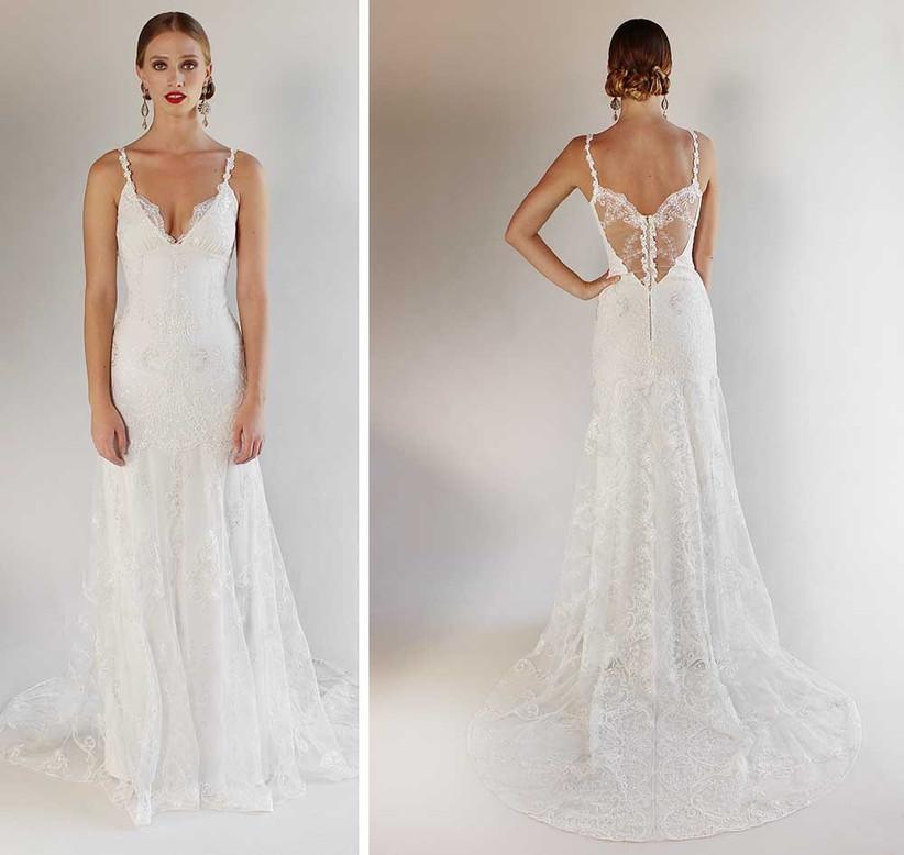lace-wedding-dress-with-low-neckline
