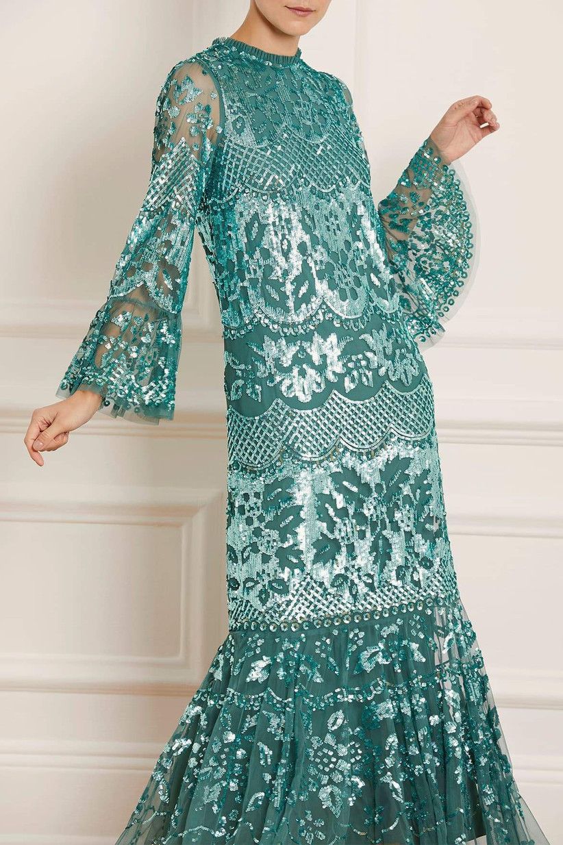 Indian wedding guest outfit 11