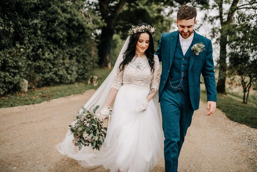 Zoe and Joe - Cripps Barn Wedding