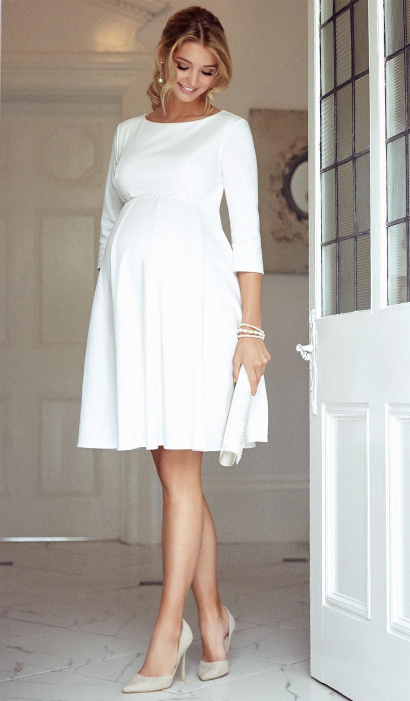 Sienna Tiffany Rose wedding dress