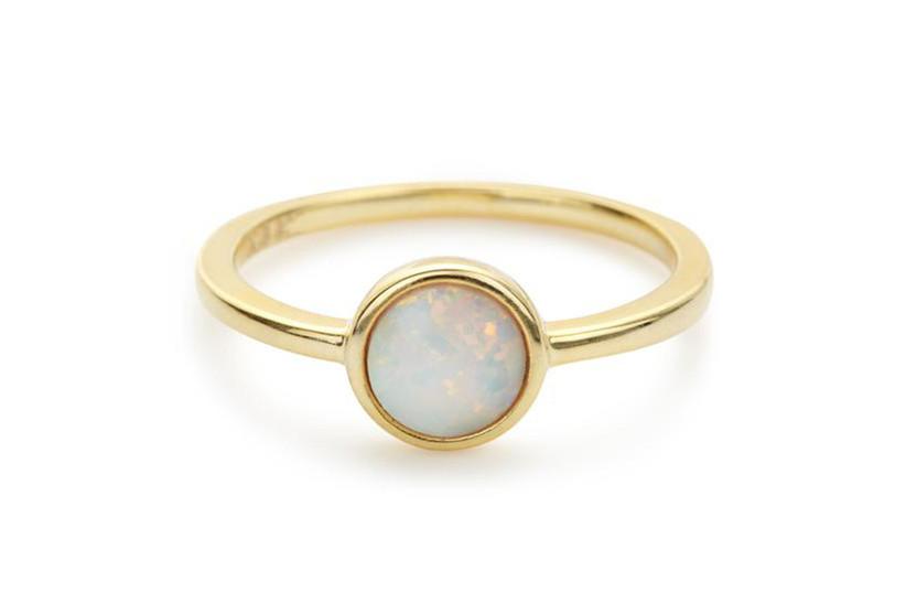 Punta Vista Opal Ring