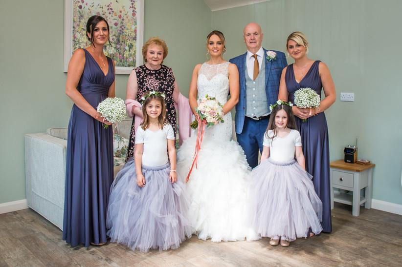 Scott and Vicky - Winters Barns Wedding