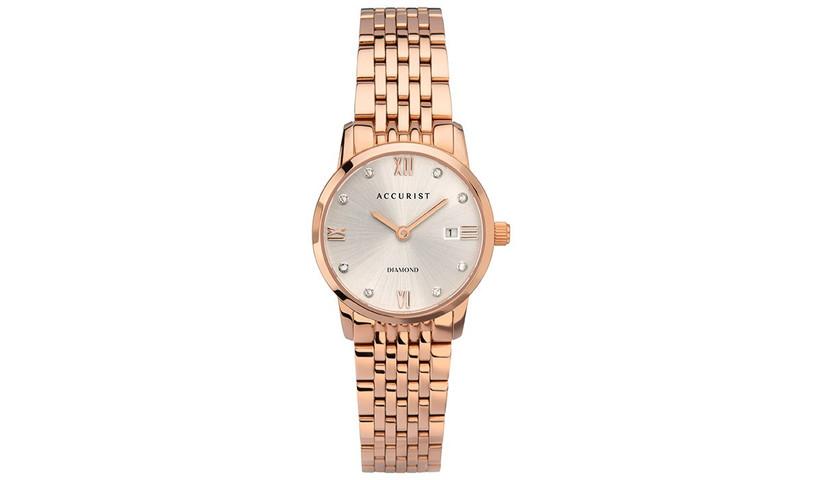 Accurist Signature Diamond Watch