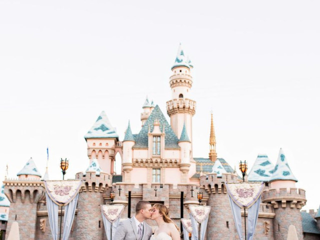 Everything You Need to Know About a Disney Wedding
