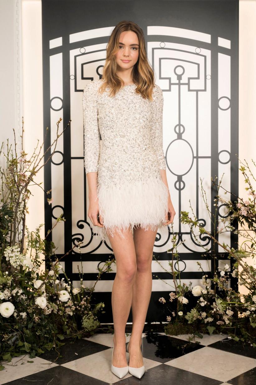 37 Best Short Wedding Dresses For 2021 Hitched Co Uk