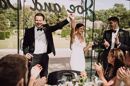 8 Alternative Wedding Speech Ideas to Include in Your Day