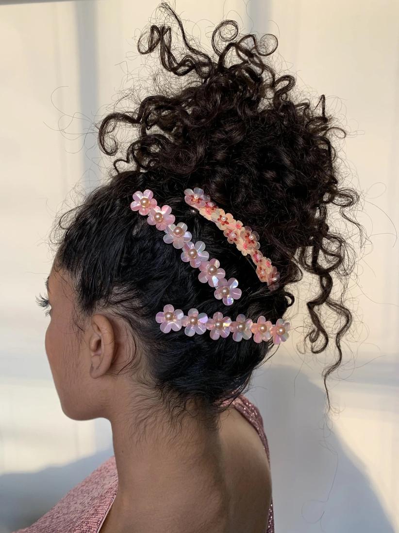 Wedding hair updo ideas 13