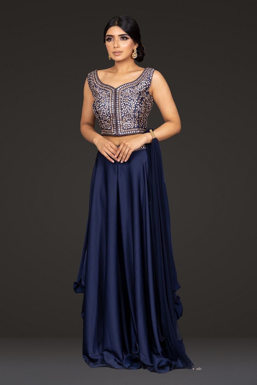 Indian wedding guest outfit 15