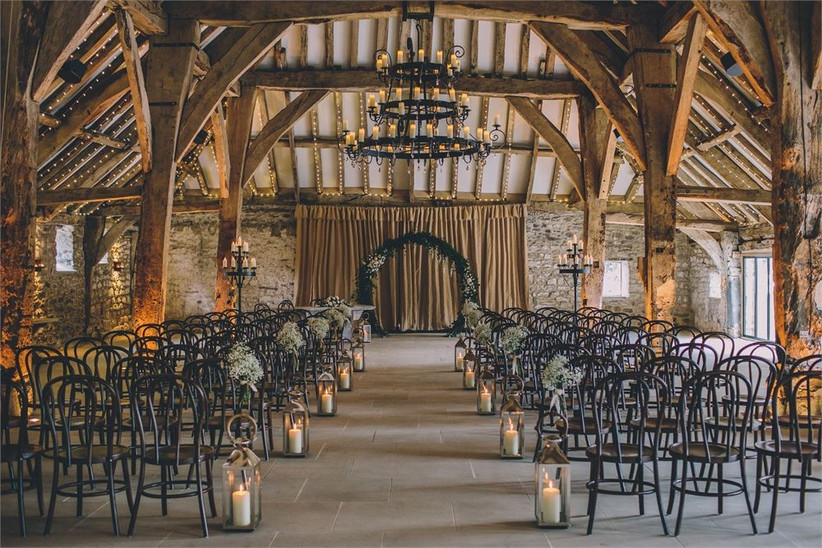 The Tithe Barn Bolton Abbey