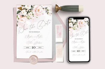 21 Save the Date Templates for Every Wedding Style