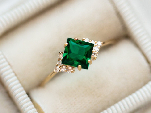 Birthstone Engagement Rings: Our Month by Month Guide