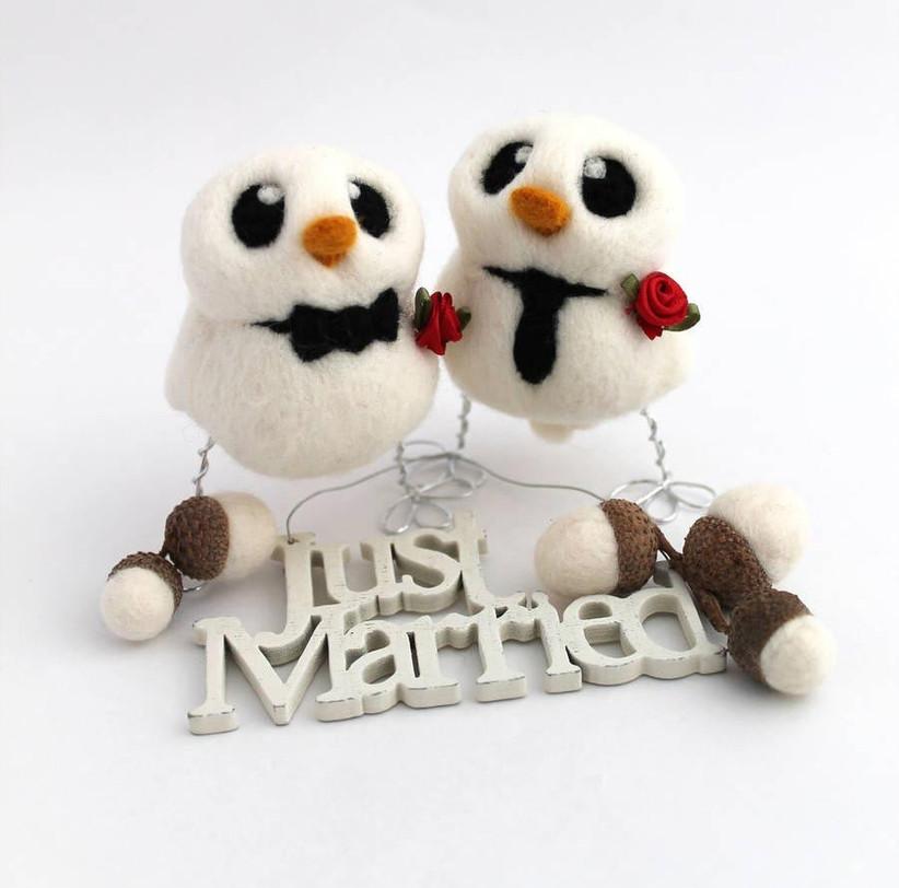 same-sex-bird-wedding-cake-toppers
