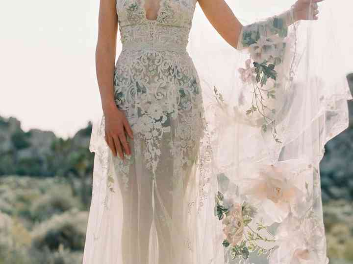 21 Floral Wedding Dresses Perfect For Your Summer Wedding Hitched Co Uk