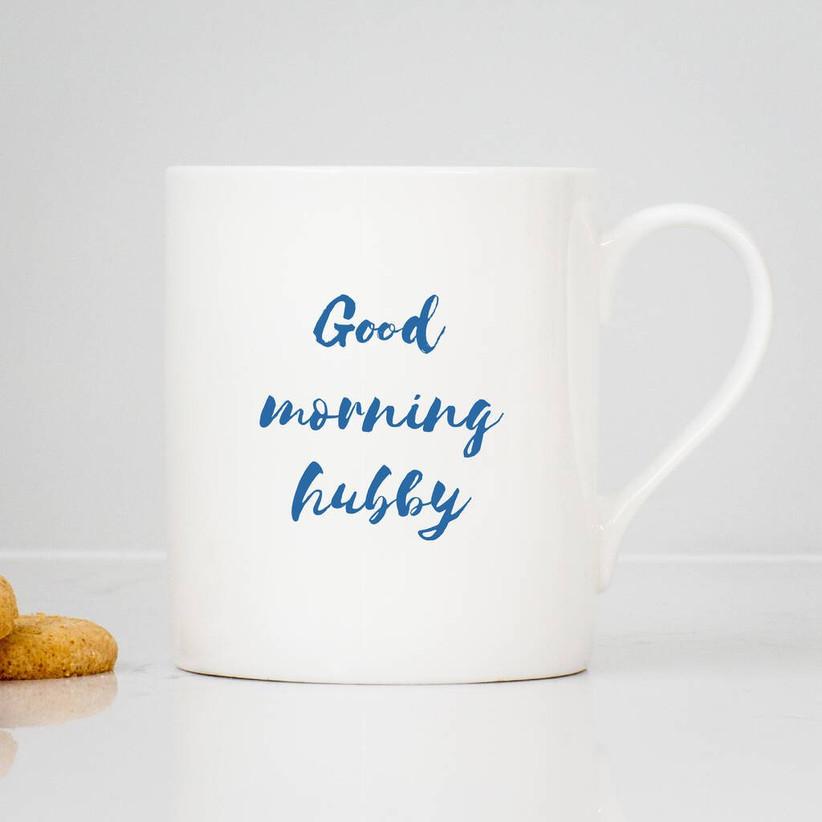 hubby mug