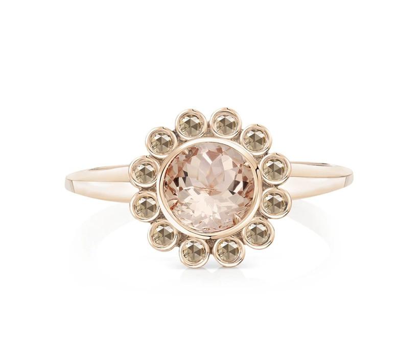 Unique engagement rings 17