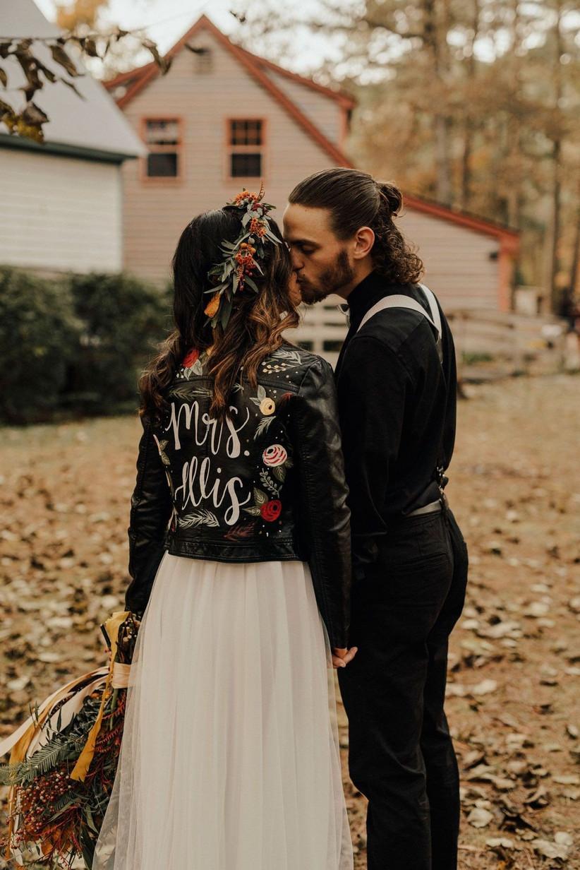 Pinterest boho elopement