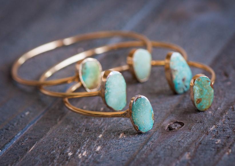wedding anniversary stones - turquoise
