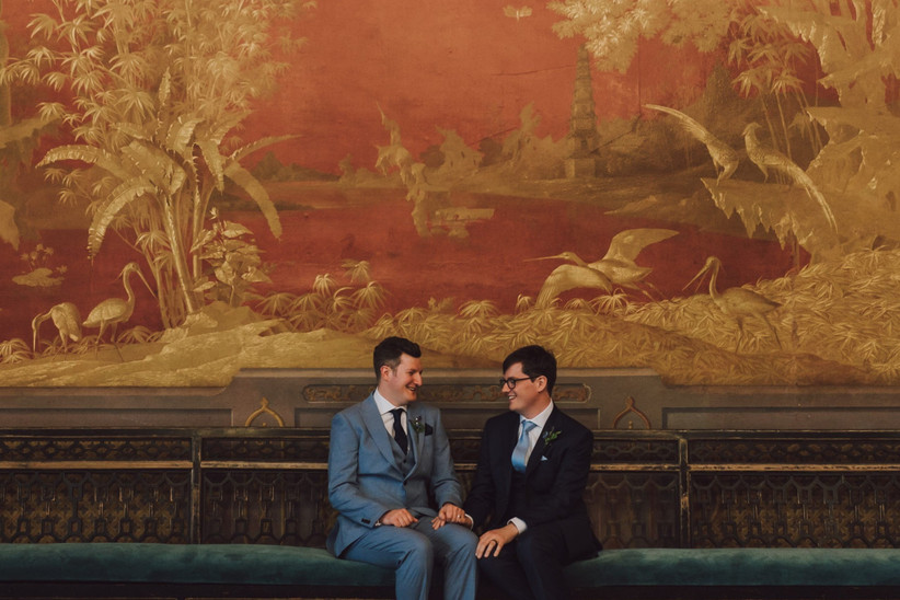 Alistair and Paul - Wedding at The Royal Pavilion