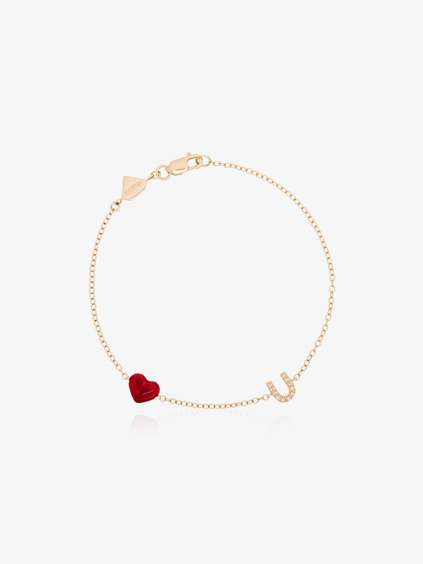 Love U diamond bracelet