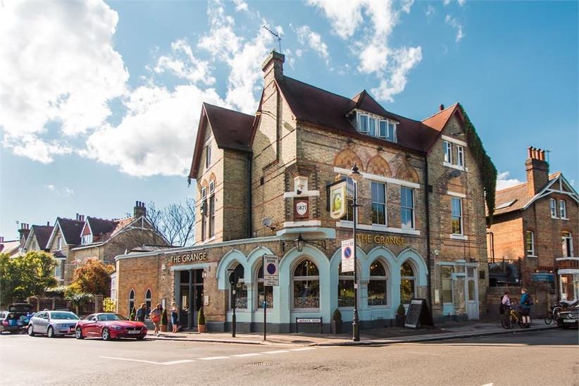 London Pub Wedding Venues The Grange 2