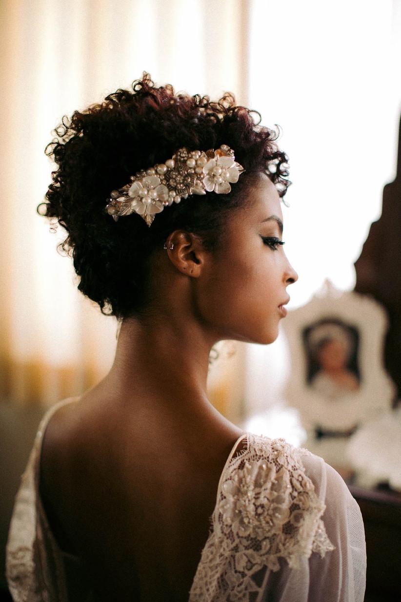 Black wedding hairstyles 17