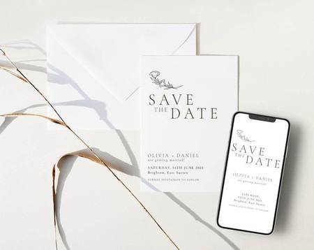 Online Save the Dates: Etiquette & Our 15 Favourite Ideas