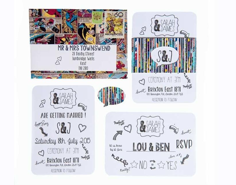 comic-book-wedding-invitations