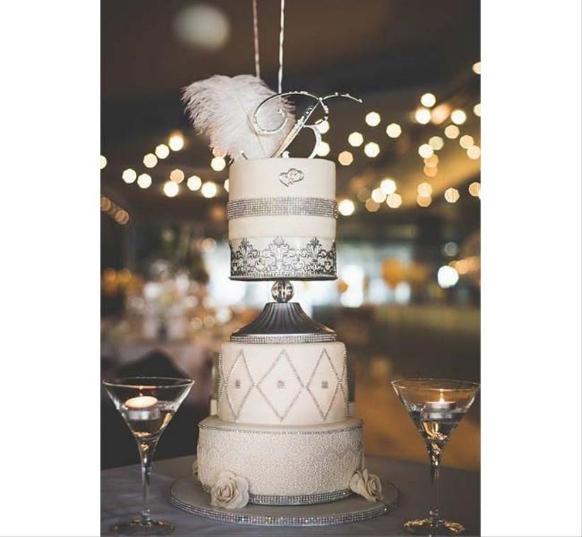 metallic-wedding-cakes-8