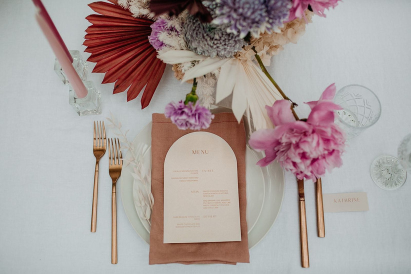 Spring Wedding Colours Ideas