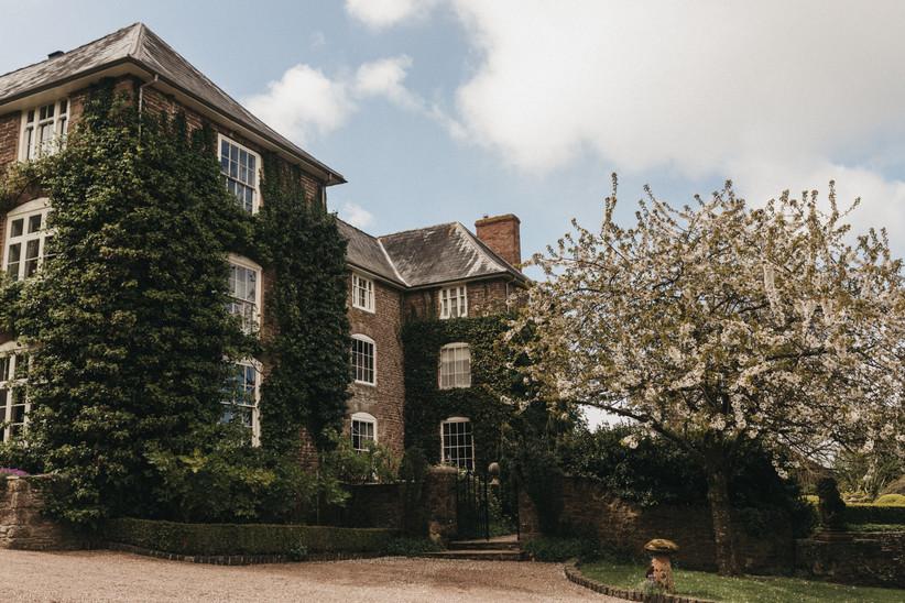 Exterior of Dewsall Court