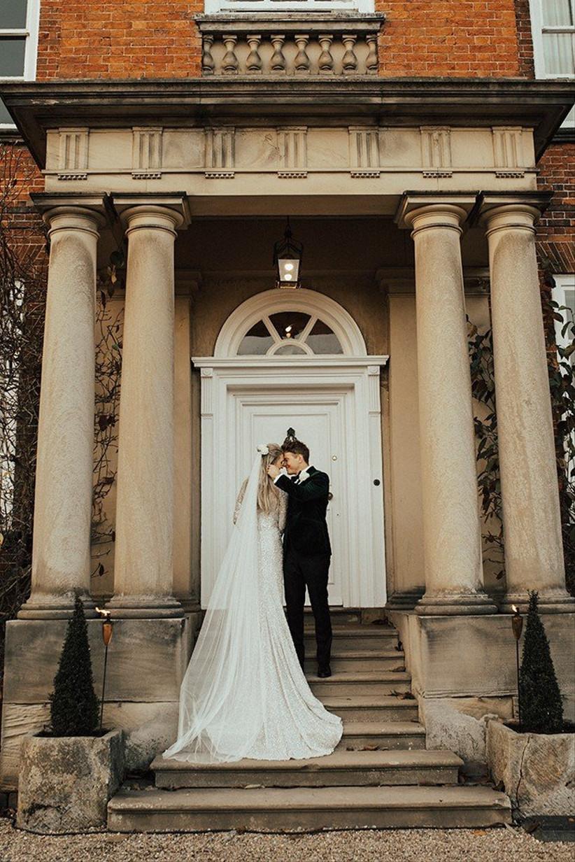Fran and Tom - Iscoyd Park Wedding