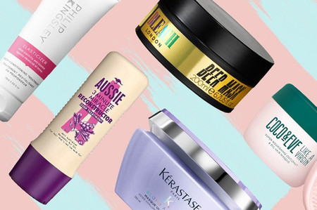 15 of the Best Hair Masks for Healthy Wedding Day Hair