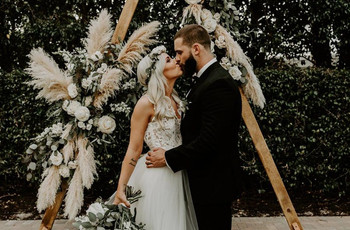 17 Dreamy Ways to Use Pampas Grass in Your Wedding