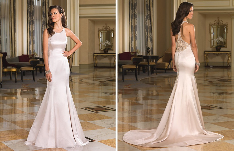 lace-racer-back-satin-dress