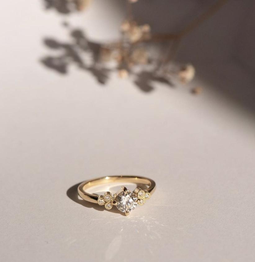 Unique engagement rings 25