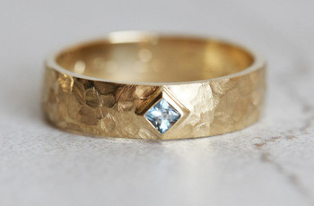 Men's Engagement Rings: 35 Stylish Rings to Pop the Question With