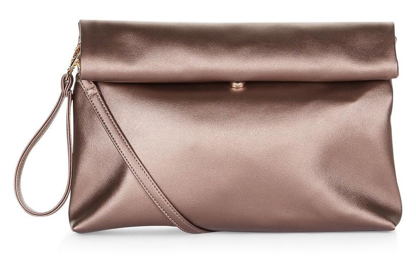 bronze-toned-wedding-bag