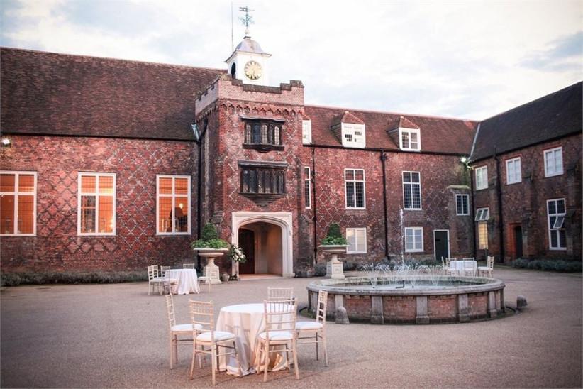 Outdoor Wedding Venues London