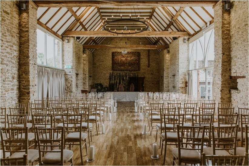 budget wedding venues the great barn 2